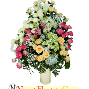 TABLE BOUQUET – 16