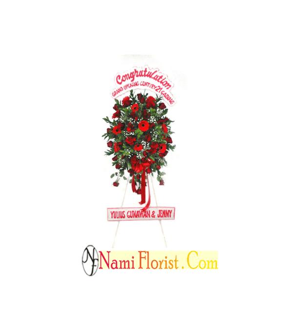 toko bunga di cangkuang
