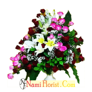 TABLE BOUQUET – 34