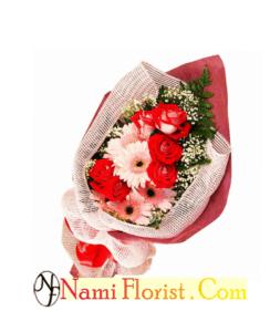 Buket Bunga Bandung- Nami Florist Call Indosat: 085795962155