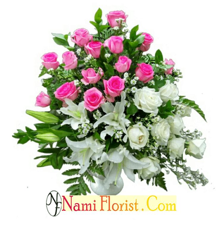 Hand Bouquet Bandung Gratis Ongkos Kirim